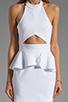 Image 5 of Naven Bardot Dress in White