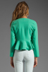 Image 2 of Naven Bardot Blazer in Spearmint