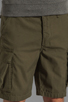 Image 5 of Obey Recon Cargo Short in Army