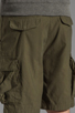 Image 6 of Obey Recon Cargo Short in Army