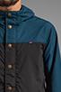 Image 7 of Obey Hunter Reversible Windbreaker Jacket in Navy/Black