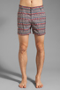 Image 1 of Obey Marrakesh Boardshort in Tan