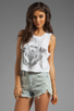 Image 1 of Obey Pro Art Craft Tank in Dusty Light Grey