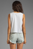 Image 2 of Obey Pro Art Craft Tank in Dusty Light Grey