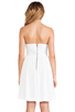 Image 3 of One Teaspoon Bubble Pop Electric Dress in White