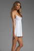 Image 3 of Only Hearts Feather Weight Chemise in White