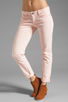 Image 1 of Paige Denim Jimmy Jimmy Skinny in Blossom