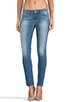Image 1 of Paige Denim Skyline Ankle Peg in Sadie