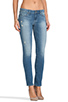 Image 2 of Paige Denim Skyline Ankle Peg in Sadie