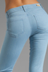 Image 6 of Paige Denim Emily Ultra Skinny in Cloud/White