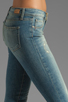 Image 5 of Paige Denim Skyline Ankle Peg in Monet