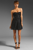 Image 2 of Paper Crown by Lauren Conrad Jasper Dress in Black