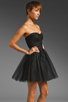 Image 4 of Paper Crown by Lauren Conrad Jasper Dress in Black