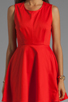 Image 5 of Patterson J. Kincaid Savannah Dress in Orange