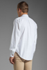 Image 3 of PRPS Goods & Co. Oxford Shirt in White