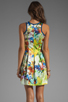 Image 4 of Parker Rio Dress in Tropic