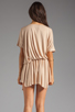Image 5 of Rachel Pally Thea Mini Dress in Bamboo