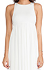 Image 5 of Rachel Pally Anya Tank Maxi Dress in White