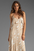 Image 1 of Rachel Pally Noomi Maxi Dress in Bamboo Current