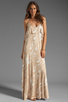 Image 2 of Rachel Pally Noomi Maxi Dress in Bamboo Current