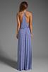 Image 4 of Rachel Pally Rib Graciella Dress in River Stripe