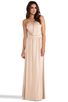 Image 1 of Rachel Pally Rhiannon Maxi Dress in Bamboo