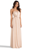 Image 2 of Rachel Pally Rhiannon Maxi Dress in Bamboo