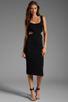 Image 2 of Rachel Pally McKay Cut-out Dress in Black