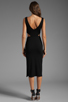 Image 4 of Rachel Pally McKay Cut-out Dress in Black
