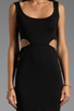 Image 5 of Rachel Pally McKay Cut-out Dress in Black