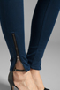 Image 7 of rag & bone/JEAN Mid Rise Zipper Legging in Cadet Blue