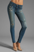Image 1 of rag & bone/JEAN Skinny in Grayson