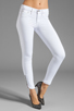 Image 1 of rag & bone/JEAN Macarthur Skinny in Bright White