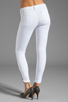 Image 3 of rag & bone/JEAN Macarthur Skinny in Bright White