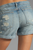Image 6 of rag & bone/JEAN Boyfriend Short in Tattered