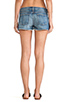Image 3 of rag & bone/JEAN The Mila Short in Moss