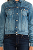 Image 5 of rag & bone/JEAN The Jean Jacket in Perfect
