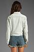 Image 3 of rag & bone/JEAN Jacket in Destroyed Bleach