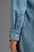Image 7 of Rails Kyley Tencel Denim Tunic Dress in Light Blue