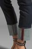 Image 7 of Rich & Skinny School Boy Cuff in Indigo Rinse