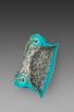 Image 5 of Rebecca Minkoff Diamond Quilt Mini Affair in Sea Green