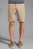 Image 1 of Steven Alan Matt Short in Khaki Marin