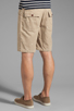 Image 3 of Steven Alan Matt Short in Khaki Marin
