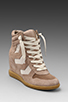 Image 1 of Sam Edelman Bennett Sneaker in Chateaux Grey