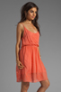 Image 3 of Sanctuary Sand Beneath Your Toes Dress in Tequila Sunrise