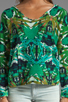 Image 3 of SAM&LAVI Limeira Hoodie in Paradise