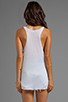 Image 3 of Sauce Ooh Baby Tank in White