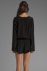Image 4 of STONE_COLD_FOX Love Jumper in Black