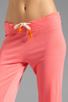 Image 4 of SUNDRY Light Terry Capri Pant in Hibiscus