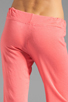 Image 6 of SUNDRY Light Terry Capri Pant in Hibiscus